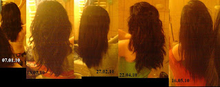 Jak samodzielnie wycieniować długie włosy?