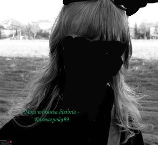 Moja włosowa historia – Karmazynka99