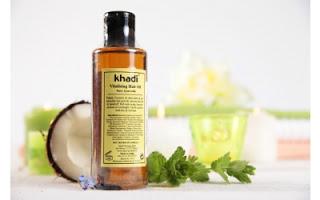 Recenzje kosmetyków cz. XV – Olejek stymulujący wzrost włosów, Khadi