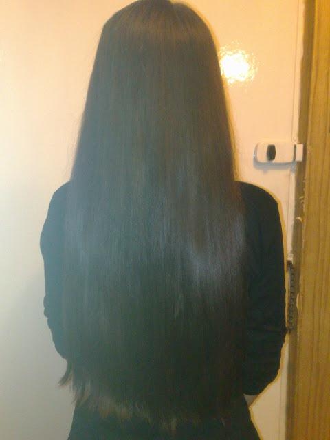 Moja włosowa historia – Eve ciąg dalszy :)