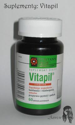 Suplementy: Vitapil
