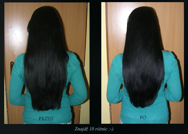 W jaki sposób podcinam sobie włosy