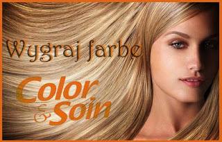 Konkurs: Wygraj farbę Color&Soin!