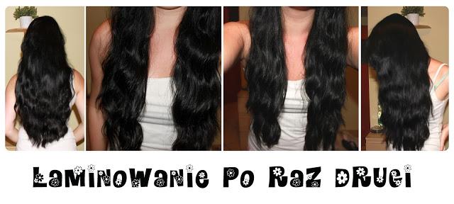 Laminowanie włosów żelatyną a porowatość na podstawie badań empirycznych ;)