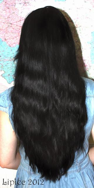 Aktualizacja włosów – Lipiec 2012