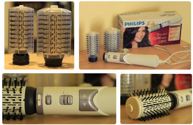 Moja stylizacja włosów + konkurs Philips