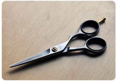 …i Anwen ma Jaguara :D – czyli test nowych nożyczek