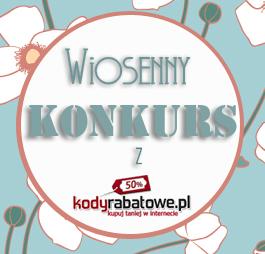 Konkurs z KodyRabatowe.pl: Moje włosy na wiosnę :)