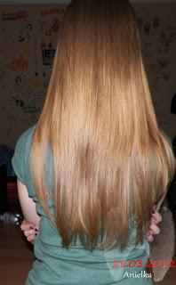 Moja włosowa historia – Anielka