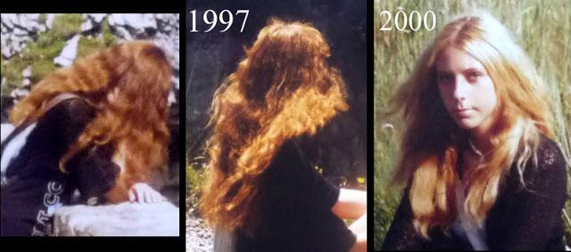 Moja włosowa historia – Redhairedwitch