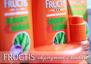 Pielęgnacja włosów cienkich (i niskoporowatych) + rozwiązanie konkursu FRUCTIS