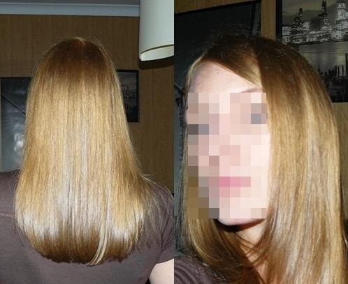Moja włosowa historia – Hania c.d.