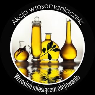 Różne sposoby olejowania włosów i nowa akcja Włosomaniaczek :)