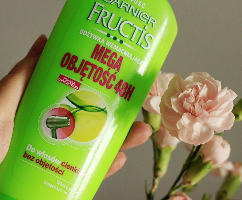 Fructis, Mega objętość 48h – jak naprawdę działa?