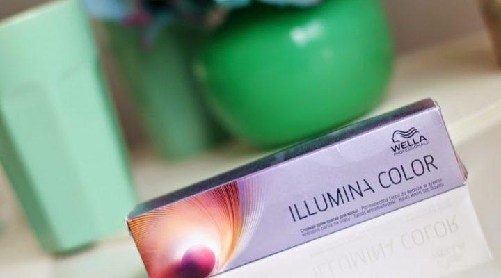 Kolory moich włosów – Wella Illumina 5.81