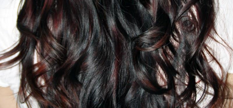 Kolory moich włosów: ściąganie czerni u fryzjera
