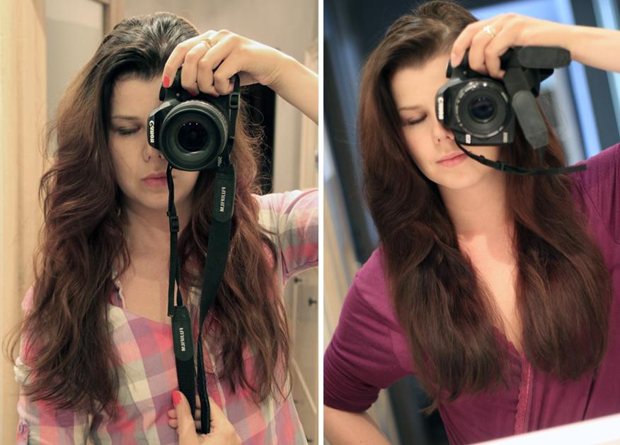 Moje włosy po ponad miesiącu od rozjaśnienia