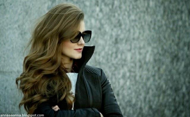 Jak o włosy dba… Ania z bloga: annaaaanna.blogspot.com