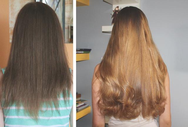Moja włosowa historia – Cecille