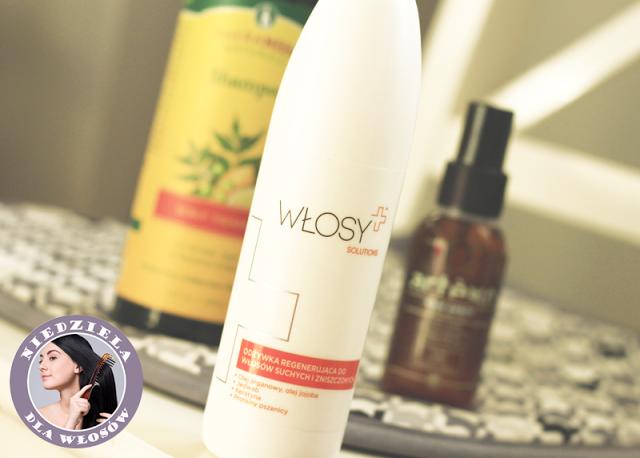 Niedziela dla włosów (88) – pielęgnacja po rozjaśnianiu