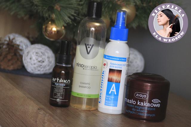 Niedziela dla włosów (97) – aminokwasy