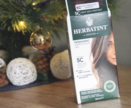 Kolory moich włosów – Herbatint 5C