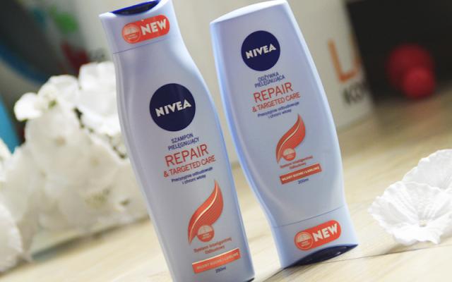 Testuj ze mną NIVEA Repair & Targeted Care!