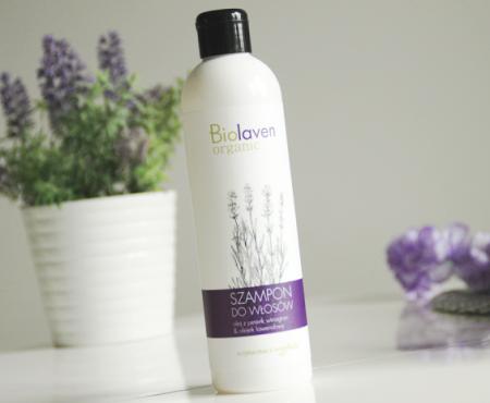 Mój ulubiony… delikatny szampon do częstego mycia – Biolaven