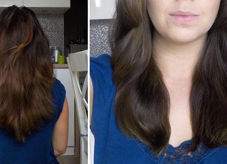Moje włosy po miesiącu od rozjaśniania z Olaplexem