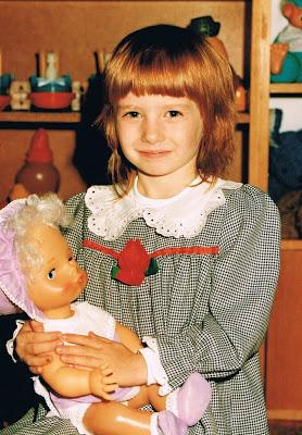 Moja włosowa historia – Złotowłosa czarownica