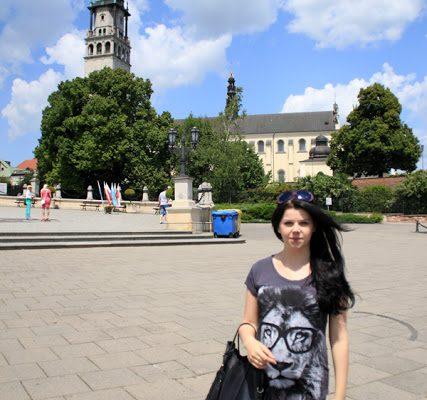 Pożegnanie z Częstochową