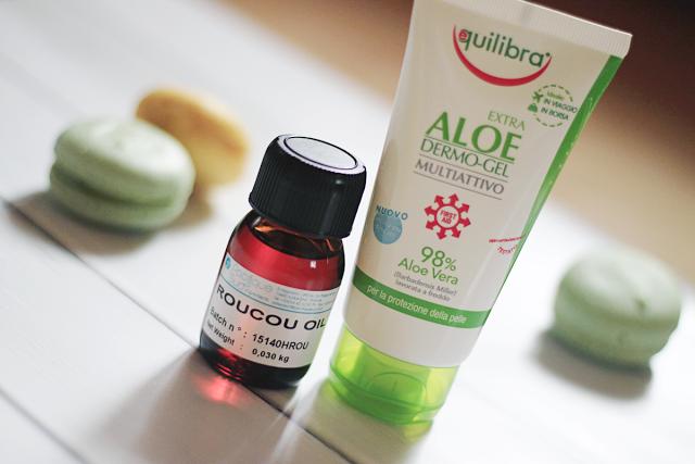 30 dni dla włosów: olejowanie na żel aloesowy