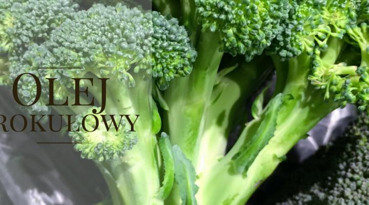 Olej z nasion brokuła – naturalny silikon!
