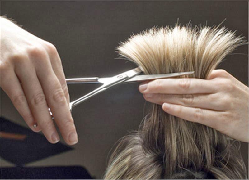 MiaÅ'y być zmiany, a jest… czyli wpis po wizycie u fryzjera