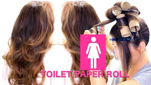 Papier toaletowy na włosy?!?!