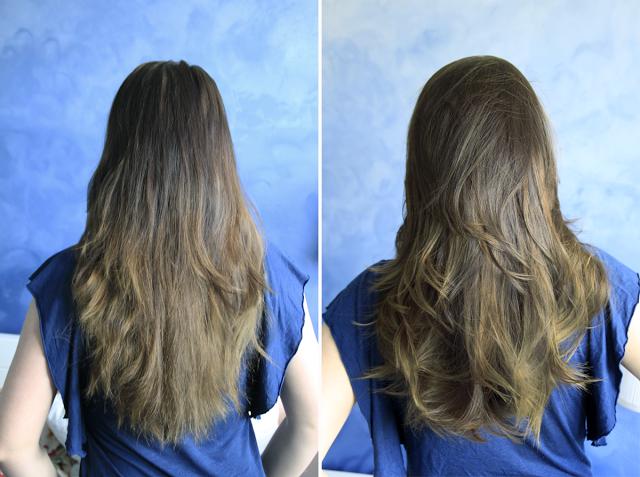 Aktualizacja czyli moje włosy po skróceniu